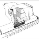 DLMV на конвейерной перегрузке